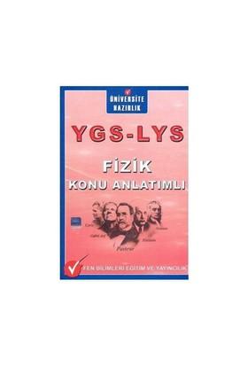 Fen Bilimleri Ygs-Lys Fizik Konu Anlatımlı