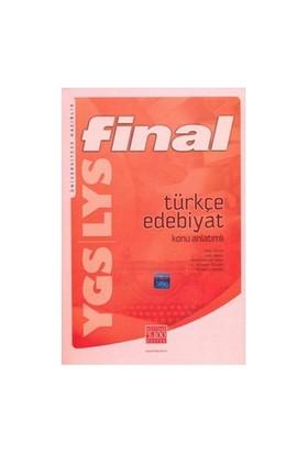 Final Ygs-Lys Türkçe - Edebiyat Konu Anlatımlı (Sabri Murat)