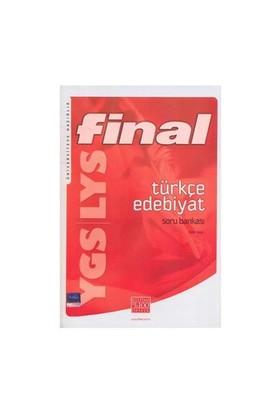 Final Ygs-Lys Türkçe - Edebiyat Soru Bankası (Hıdır Acar)