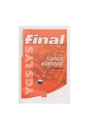 Final Ygs-Lys Türkçe & Edebiyat Soru Bankası (İ. Örskaya) - İlyas Örskaya