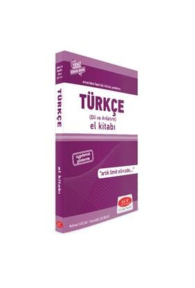 Limit Yayınları Ygs Türkçe Dil Ve Anlatım El Kitabı - Feyzullah Çelikbağ