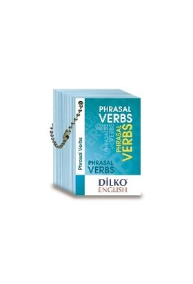 Dilko Kelime Kartı Phrasal Verbs