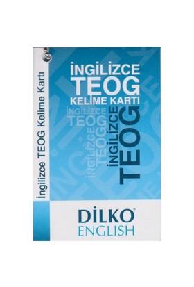 Dilko Teog Kelime Kartı