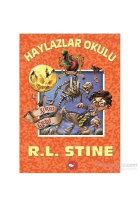 Haylazlar Okulu - Korku Gecesi (14.Kitap)-R. L. Stine