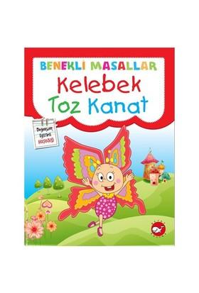 Benekli Masallar: Kelebek Toz Kanat - Fatma Işık