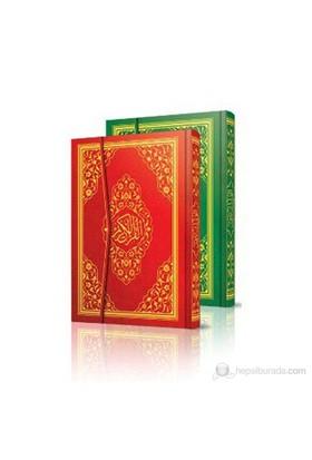 Kur'An-I Kerim (Cami Boy - Mühürlü - 2 Renk - Kod: 060)-Kolektif