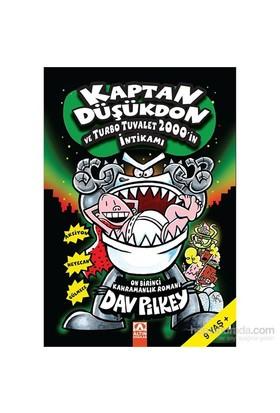 Kaptan Düşükdon ve Turbo Tuvalet 2000'in İntikamı - Dav Pilkey