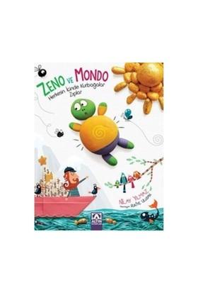 Zeno Ve Mondo: Herkesin İçinde Kurbağalar Zıplar-Nilay Yılmaz