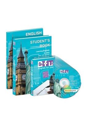 Efu İngilizce Öğrenim Seti - Beginner Levels (vcd)
