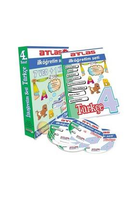 Atlas İlköğretim 4.Sınıf Türkçe Seti