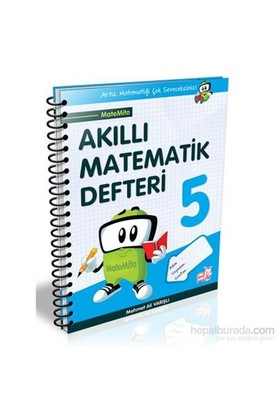 Arı Yayıncılık 5. Sınıf Matemito Akıllı Matematik Defteri - Mehmet Ali Varışlı