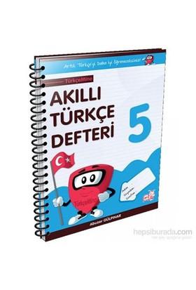 Arı Yayıncılık 5. Sınıf Türkçemino Akıllı Türkçe Defteri