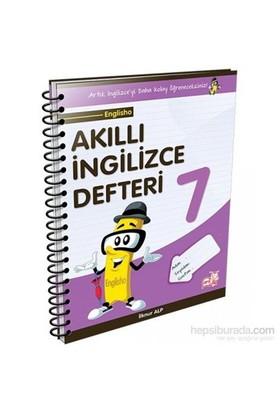Arı Yayıncılık 7. Sınıf Englisho Akıllı İngilizce Defteri