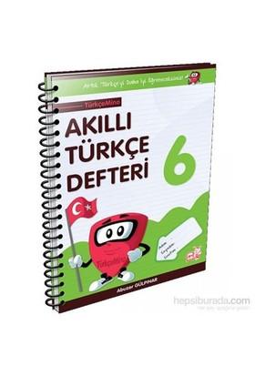 Arı Yayıncılık 6. Sınıf Türkçemino Akıllı Türkçe Defteri