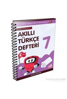 Arı Yayıncılık 7. Sınıf Türkçemino Akıllı Türkçe Defteri