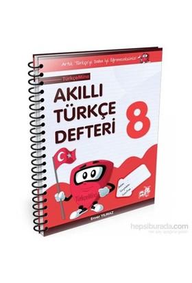 Arı Yayıncılık 8. Sınıf Türkçemino Akıllı Türkçe Defteri