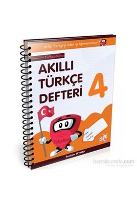 Arı Yayıncılık 4. Sınıf Türkçemino Akıllı Türkçe Defteri