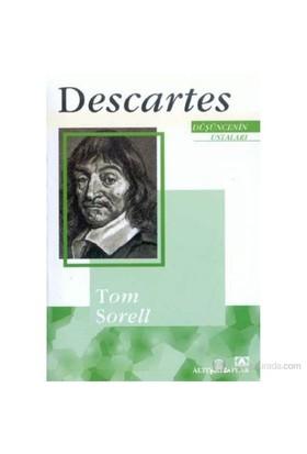 Descartes Düşüncenin Ustaları-Tom Sorell