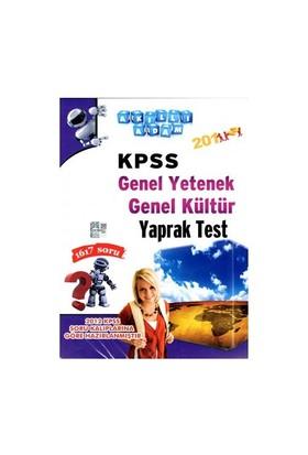 Akıllı Adam KPSS Özel Yaprak Test