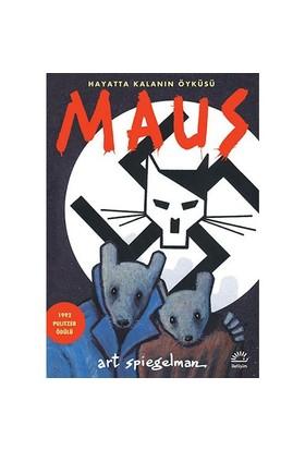Maus - Hayatta Kalanın Öyküsü - Art Spiegelman