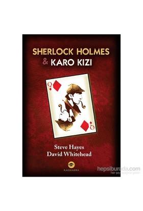 Sherlock Holmes Ve Karo Kızı-David Whitehead