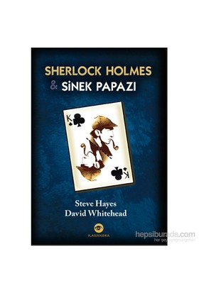 Sherlock Holmes Ve Sinek Papazı-David Whitehead