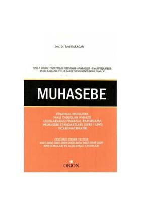 Muhasebe - Kpss A Grubu - Sami Karacan