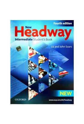 New Headway English Course: Intermediate Student's Book + Workbook (The Fourth Edition)