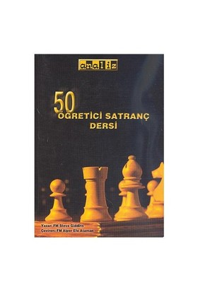 50 Öğretici Satranç Dersi