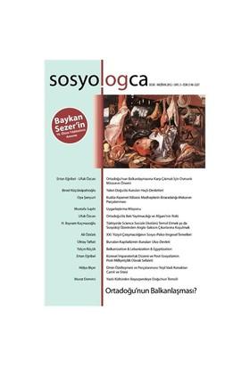 Sosyologca Dergisi Sayı: 3-Kolektif
