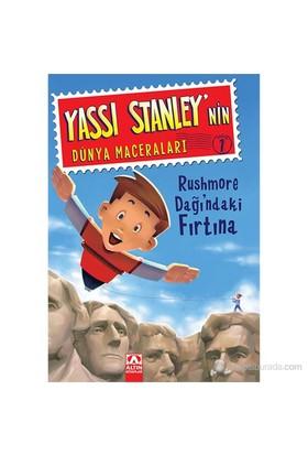 Yassı Stanley'Nin Dünya Maceraları 1 - Rushmore Dağı'Ndaki Fırtına-Jeff Brown