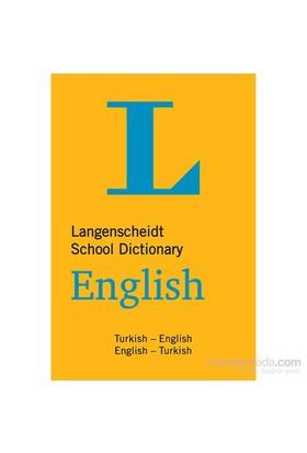 Langenscheidt Okul Sözlüğü-Kolektif