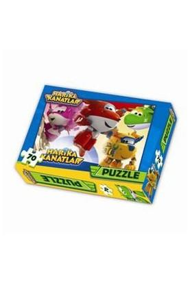 Harika Kanatlar 70 Parça Kutu Puzzle-Kolektif