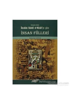 Osmanlı Alimi İbrahim Halebi El-Mizari''ye Göre İnsan Fiilleri