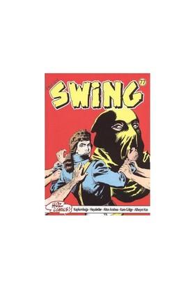 Özel Seri Swing Sayı: 77 Kaplumbağa - Hayaletler - Altın Arabası - Kara Gölge - Albayın Kızı