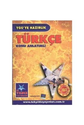 Tek Yıldız YGS Türkçe Konu Anlatımlı