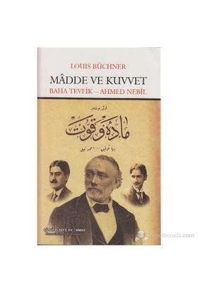Madde Ve Kuvvet-Louis Büchner