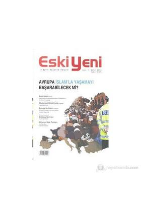 EskiYeni Dergisi Sayı: 01