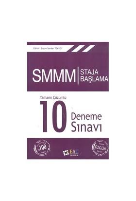 Smmm Staja Başlama 10 Deneme Sınavı-Kolektif