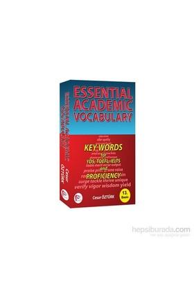 Essential Academic Vocabulary - Cesur Öztürk