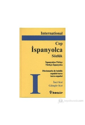 İspanyolca Cep Sözlük - International - İnci Kut