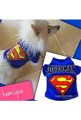 Kemique Superman Tişört Xs