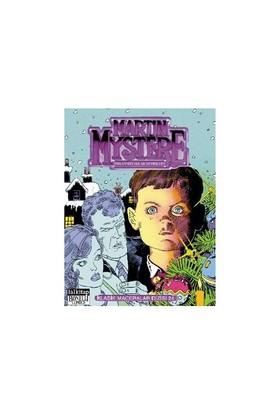 Martin Mystere Klasik Maceralar Dizisi Cilt: 24-Alfredo Castelli