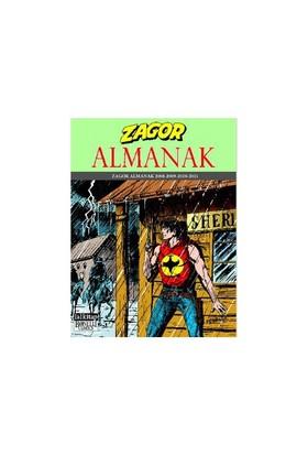 Zagor Almanak (4 Kitap Takım)