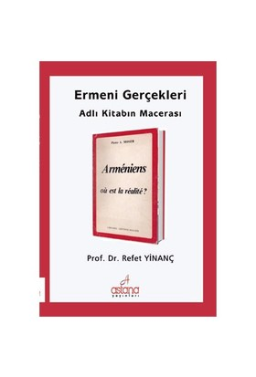 Ermeni Gerçekleri: Adlı Kitabın Macerası