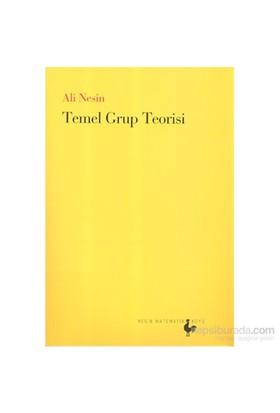 Temel Grup Teorisi-Ali Nesin