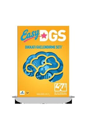 Easy Dikkati Güçlendirme Seti 4-7 Yaş A Kitapçığı - Osman Abalı