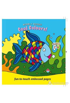 Bobbly Books Serisi - Cool Clours