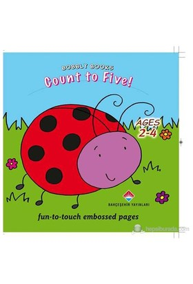 Bobbly Books Serisi - Count to Five