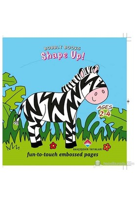 Bobbly Books Serisi - Shape Up